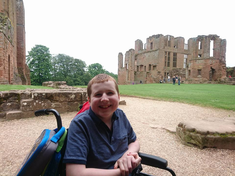 Kenilworth Castle Visit 2