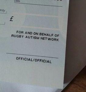 RAN cheque