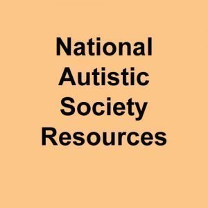 National Autistic Society Resources