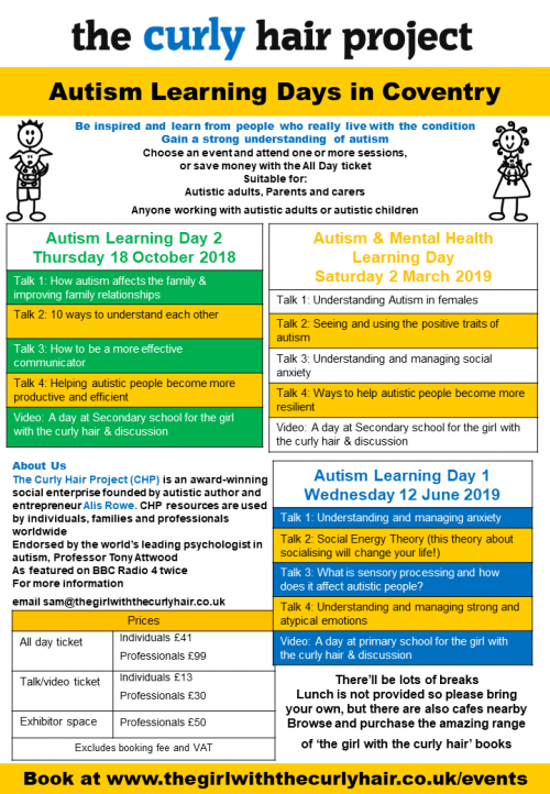 COVENTRY Autism Learning days